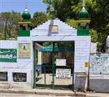 Kanpur Lockdown : कब्रिस्तानों पर फाटक बंद कर लटके ताले, शब-ए-बराअत पर घरों से करें इबादत