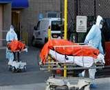 कोविड-19: अमेरिका के इस शहर में नहीं थम रहा कोरोना का कहर, 24 घंटों में 779 लोगों की मौत