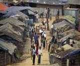 बांग्लादेश ने रोहिंग्या कैंपों पर लगाया लॉकडाउन, कोरोना हॉटस्पॉट की आशंका
