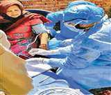 Positive India: ..सियासतदान से फिर बने डॉक्टर, अब ग्रामीणों को कर रहे कोरोना से अवगत