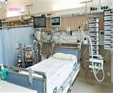 केजीएमयू में काेरोना मरीजों के लिए आए 25 और वेंटिलेटर, तैयार हुए 440 क्वारंटाइन बेड