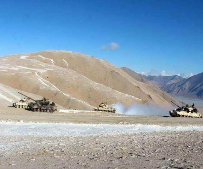 भारतीय सेना ने उत्तरी सीमाओं पर अपने सैनिकों की तैनाती को और मजबूत किया है।