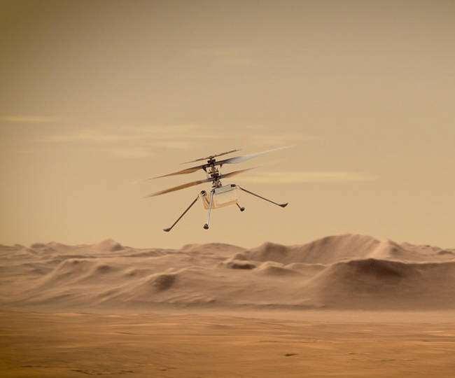 नासा करेगा इंजेंविनिटी की उड़ान की लाइव स्ट्रीमिंग