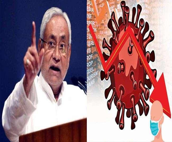 बिहार के सीएम नीतीश कुमार आज कोरोना को लेकर बड़ा फैसला ले सकते हैं। प्रतीकात्मक तस्वीर।