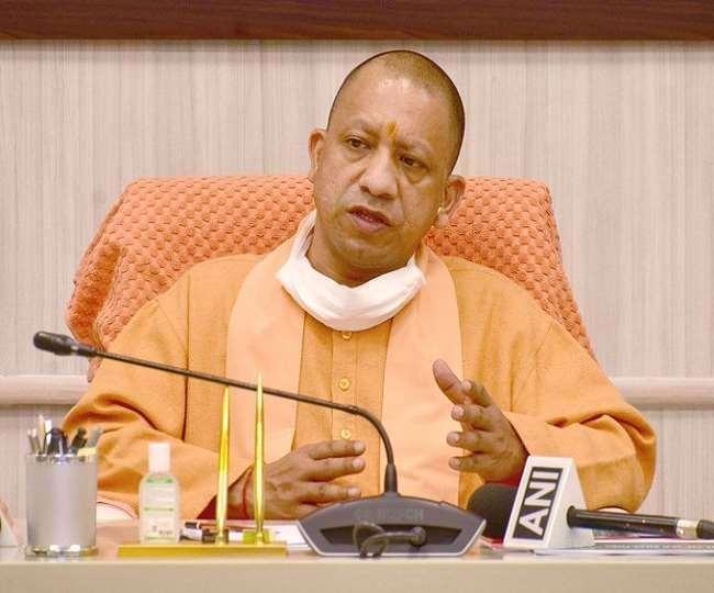 CM Yogi Adityanath said result of Corona curfew is visible getting help in breaking  corona chain