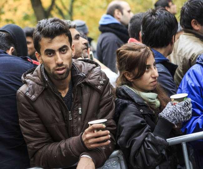 जर्मनी से वापस भेजे गए 42 अफगानी