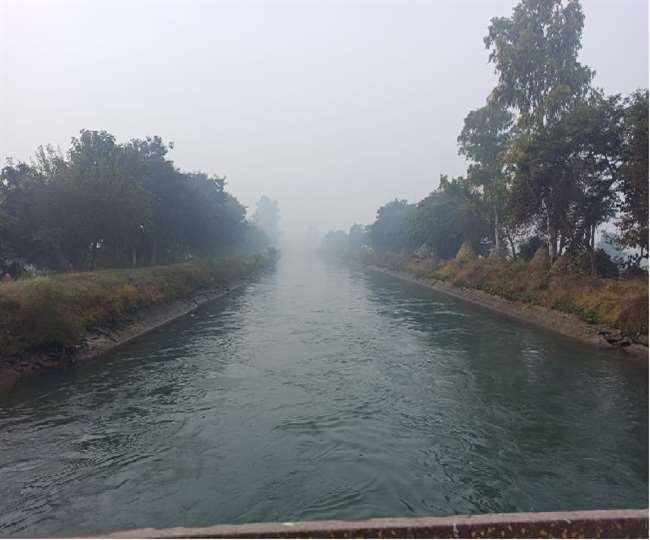 Woman committed suicide by jumping canal in Karnal Haryana