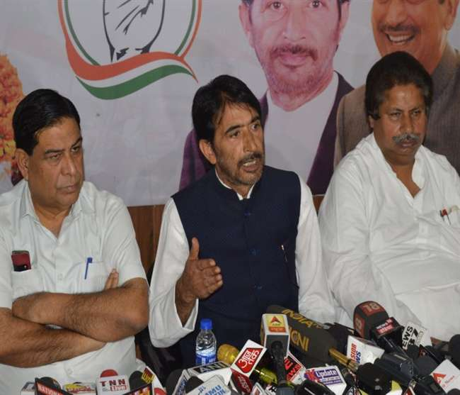 जम्मू-कश्मीर में कांग्रेस ने बीडीसी चुनाव का किया बहिष्कार, मीर ने कहा एक ही पार्टी को खुश करने के लिए हो रहे चुनाव