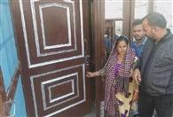 पुरोवाना गांव में सूने घर से नकदी चोरी