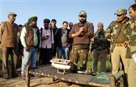 मेरठ की टीम फेल, एक्सपर्ट के इंतजार में गुजरा आधा दिन