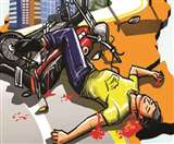 सड़क पर चलते समय नियमों काेे मानने से लग सकते हैं हादसों पर ब्रेक Aligarh news