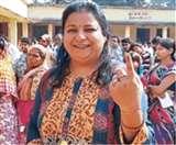Jharkhand Assembly Election 2019 : आदित्यपुर में टेक्नोलॉजी फ्रेंडली नजर आए वोटर Jamshedpur News