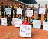 Sports: शहर का एथलेटिक ट्रैक है बदहाल, कैसे पदक लाएंगे सूबे के लाल Jalandhar News