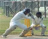 मेरठ में रणजी मैच: रेलवे की टीम ने 60 ओवर में 5 विकेट के नुकसान पर 174 रन बनाए Meerut News