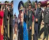 भारतीय सेना में लेफ्टिनेंट बने स्टार बेटों के कंधों पर माता-पिता ने लगाए स्टार Hisar news