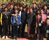 मिजोरम के छात्रों के दल ने जानी उत्तराखंडी संस्कृति