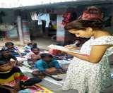 सुशिक्षित समाज: वंचित बच्चों को किताबी दुनिया से जोड़ने की अभिलाषा East Champaran News