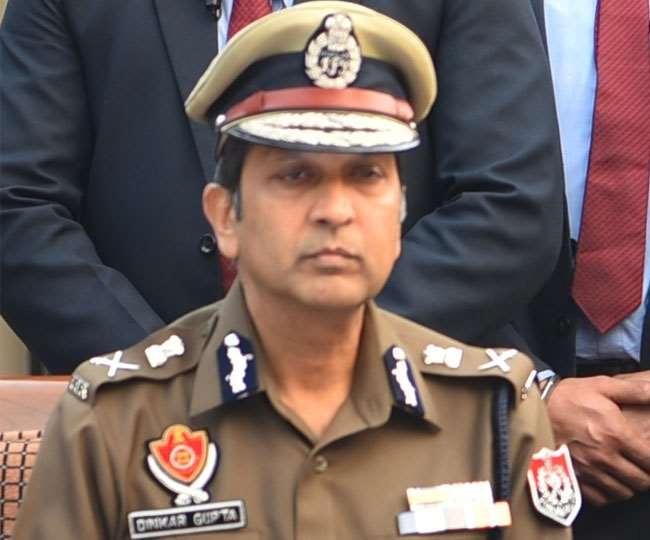 पंजाब की डीजीपी दिनकर गुप्ता की फाइल फोटो।
