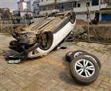 पटना में सुबह-सुबह कार ने ई-रिक्शा में मारी टक्कर, सब्जी लाने जा रहे शख्स की मौत, दूसरा गंभीर