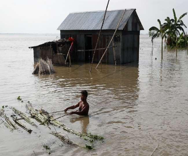 हिंद महासागर के ऊपर उष्णकटिबंधीय वर्षा पट्टी के स्थानांतरित होने से दक्षिण भारत में बाढ़ की तीव्रता बढ़ सकती है।