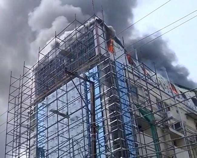 कटक के बीजू पटनायक चौक पास मौजूद सन अस्पताल को बंद करने का आदेश