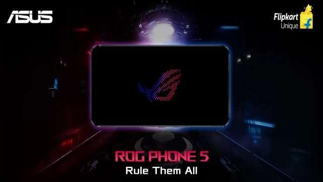 asus rog phone 5 स्मार्टफोन की फोटो दैनिक जागरण की है