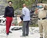 खाई में गिरी आल्टो कार, एक व्यक्ति की हुई मौत Dehradun News