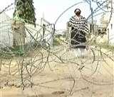 Positive India: कोरोना के खिलाफ महिला ब्रिगेड का पहरा, चट्ठा फार्म मार्ग किया सील