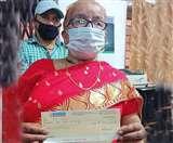 PM CARES FUND में उम्रभर की जमा-पूंजी देने वाली उत्तराखंड की देवकी को राष्ट्रपति कोविंद ने सराहा
