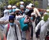 UP में गहराया Coronavirus का खतरा, जमातियों के 366 मोबाइल नंबरों की डिटेल जानने में जुटी पुलिस