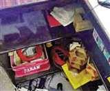 पांच दुकानों पर चोरों का धावा, ताले तोड़कर उड़ाया हजारों का सामान Dehradun News