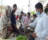 Agra Lockdown Update Day 17: मंडी में एक तिहाई आवक, घरों पर सब्जी को तरसे लोग
