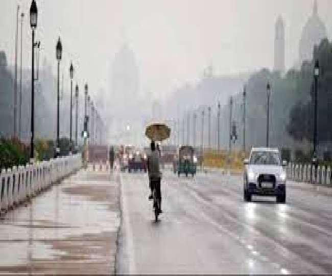 झारखंड और यूपी के कई इलाकों में हुई बारिश, जानें आज कैसा रहेगा मौसम