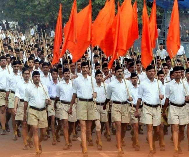 RSS Program on Indian New Year Day कार्यक्रम में सभी स्वयंसेवक अनिवार्य रूप से मास्क पहनकर आएंगे।