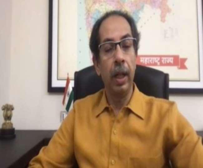 महाराष्ट्र में कोरोना संकट के बीच सीएम उद्धव ठाकरे ने मंत्रिमंडल के सहयोगियों के साथ की बैठक। फाइल फोटो
