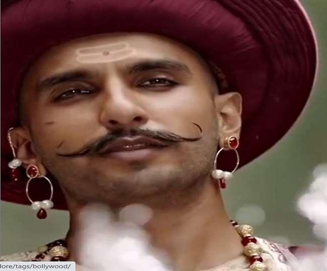 रणवीर सिंह का पेशवा बाजीराव के भूत से सामना सेट पर हुआ थाl