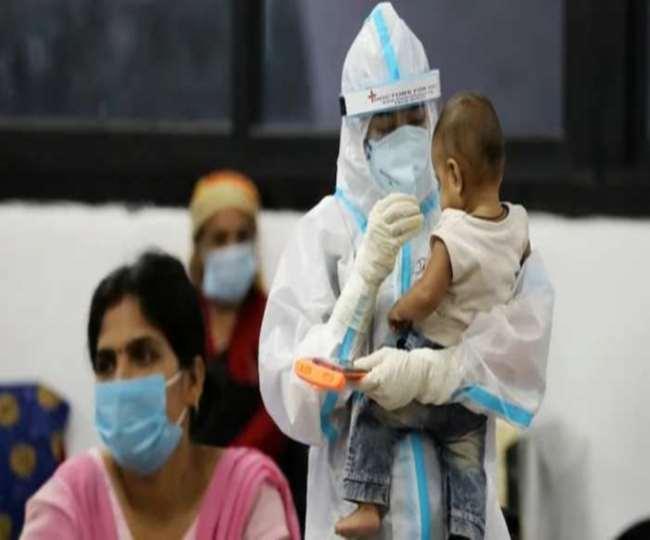 कोरोना महामारी में अनाथ हुए बच्चों को सरकारी मदद।