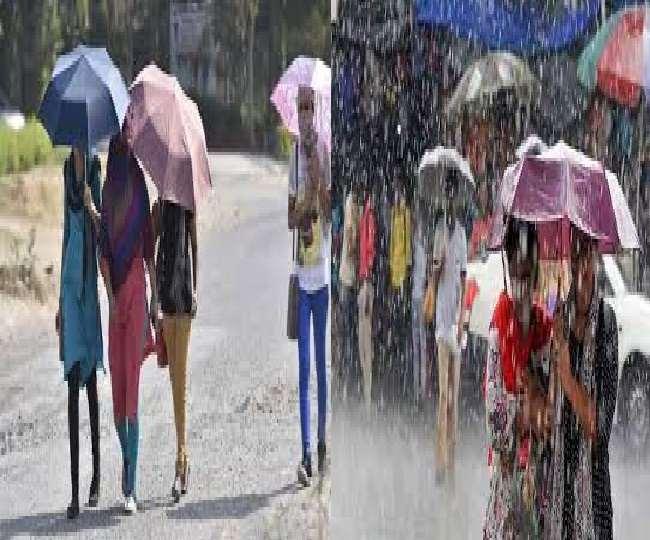 आज और कल हरियाणा और राजस्थान में लू चलने के आसार, तप रही दिल्ली तो यहां बरसे मेघा