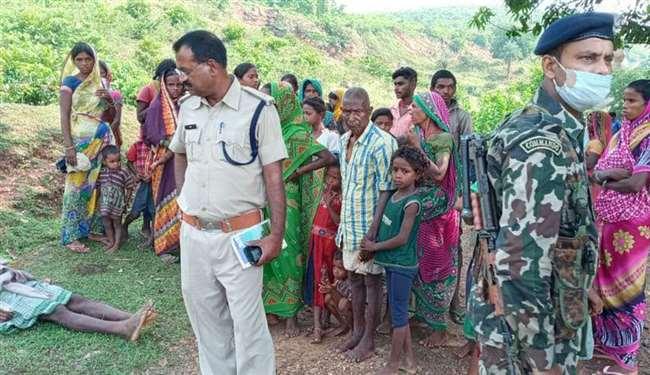 मुंगेर के हवेली खड़गपुर में नक्सलियों ने दो लोगों की गला रेत कर की हत्या