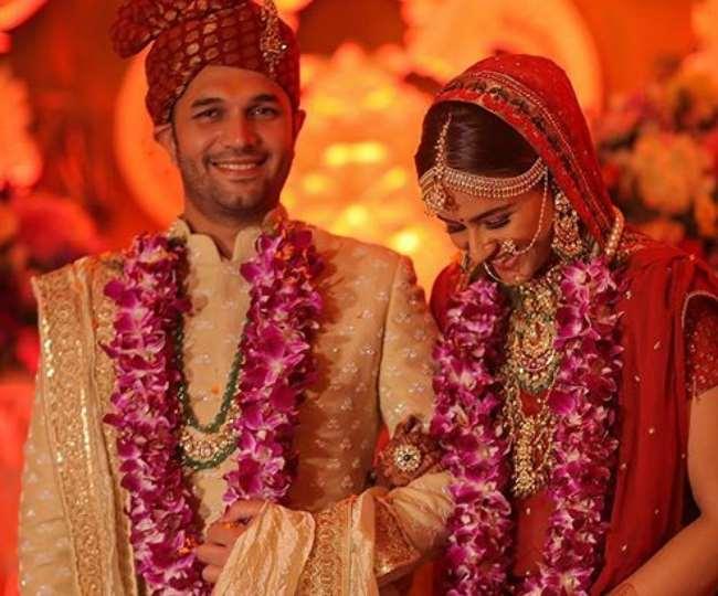 IN PICS Prachi Tehlan Wedding Ceremony: Diya Aur Baati Hum Actress Ties  Knot With Rohit Saroha