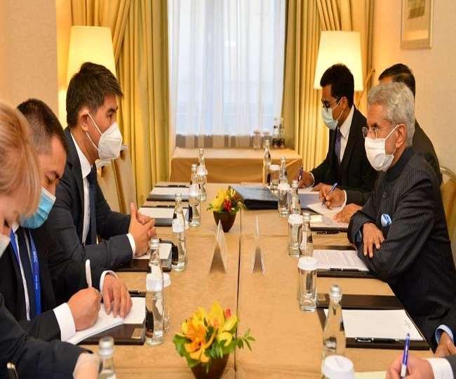 Jaishankar in Russia: Jaishankar meets Uzbekistan and Kazakhstan foreign ministers, agreed to strengthen ties
