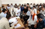 राजौरी में 95 व पुंछ में 92 उम्मीदवारों ने दाखिल किया नामांकन