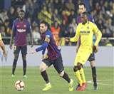 ला लीगा: मेसी की हैट्रिक ने बार्सिलोना को शीर्ष पर पहुंचाया, सेल्टा विगो को 4-1 से हराया