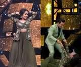 दिलबर गाने पर डांस करते हुए स्टेज में गिर गईं नेहा कक्कड़, हादसा के बाद आदित्य नारायण ने मांगी माफी