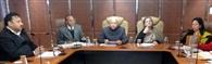 जस्टिस प्रीतम पाल ने लगाई अधिकारियों की क्लास, रिपोर्ट तलब
