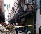 Delhi Anaj Mandi Fire: तीन को बचाकर भी भाइयों को न बचा सका हैदर