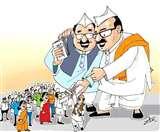 Jharkhand Election 2019: दिग्गजों ने लगाया पूरा जोर, 17 सीटों पर आज खत्म होगा चुनावी शोर; 12 को वोटिंग