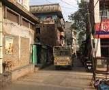 दमकल विभाग में सुविधाओं का अभाव, तंग गलियां भी घटनाओं पर भारी