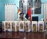 चावल की बोरी में रखा मिला आठ किलो सोना, हाजीपुर से हुई थी 55 किलो की लूट
