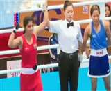 South asian games में पिंकी ने दिखाया पंच का दम, भारत की झोली में डाला गोल्ड मेडल Hisar news